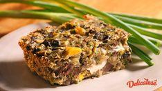 Drob de pui la tava Sweet Potato Toast, Romanian Food, Meatloaf, Food Styling, Carne, Banana Bread, Good Food, Food And Drink, Make It Yourself