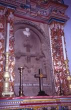 NSC NETWORK Ancient Churches, Stone Crosses of Kerala- Saint Thomas Cross, Nazraney Sthambams and other Persian Crosses