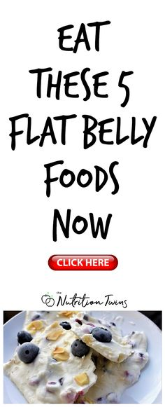 Eat These Flat Belly Foods Now to Get Healthy, Help with Weight Loss and Get in … - Healthy Diet Tips Healthy Diet Tips, Nutrition Tips, Get Healthy, Healthy Recipes, Healthy Eating, Nutrition Education, Fitness Nutrition, Meat Recipes, Healthy Meals
