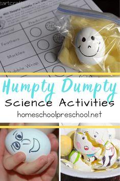 Nursery Rhymes Activities for Preschool