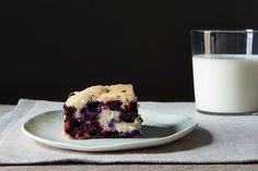 Warm Kimchi Bowl + Blueberry Lemon Cake on Food52