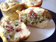 JuNi - der Lifestyle-Blog: Rührei-Muffins