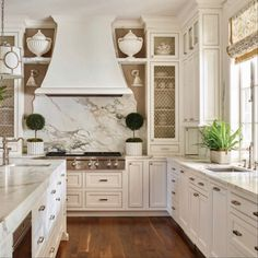 "166 Likes, 11 Comments - Jonathan SAVAGE | SID (@savageinteriordesign) on Instagram: ""The #Kitchen is the Heart of the Home! Check out this beauty in @atlantahomesmag #allwhite…"""
