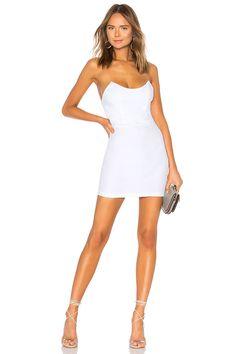 White Dresses For Women, Little White Dresses, Little Girl Dresses, Cute White Dress, Mini Dress Formal, Girls In Mini Skirts, Mini Dresses, Good Looking Women, Revolve Clothing