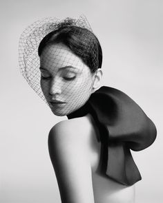first look at Jennifer Lawrence for Dior