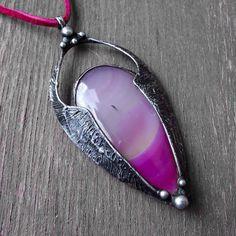 Tin jewellery of the middle of September - Cínované šperky z půlky září | GERMIA - Autorské šperky