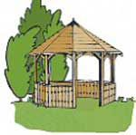 pergola plans Free Plans, octagonal eight sided gazebo project. how to build a gazebo. Free Plans, octagonal eight sided gazebo project. how to build a gazebo. great web site, lots of free plans