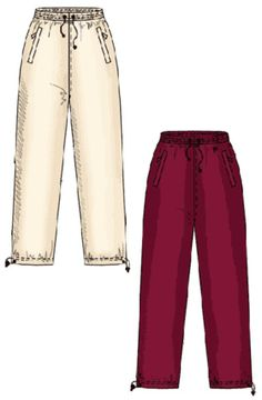FREE PATTERN. Men's Pants- I'm thinking for Ben for Christmas... :D