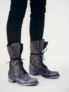 Free People Traveling Lace Up Boot at Free People Clothing Boutique