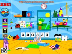 """""""Poisson Rouge is a site for all children. Neuro-typical, autistic, gifted, with and without learning difficulties. Of all ages. Poisson Rouge is multicultural, cosmopolitan and not gender specific"""" AWESOME SITE TO LEARN!!!"""