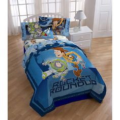 Disney Toy Story Twin/Full Bedding Comforter
