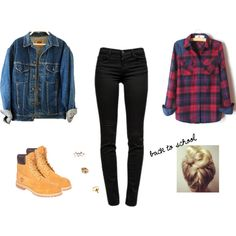 highschool outfit | High School Outfit #2