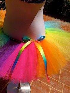 8 Best Color Run Tutu Images Color Run Outfit 5k Color Run Color