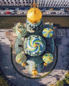 The color of St Petersburg: