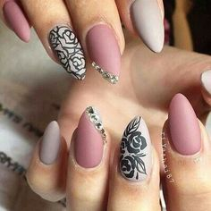 i wouldnt be able to wear these nails but i love looking at them =)