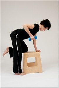 exercises for osteoporosis. www.melioguide.com  Purpose/Target:    Muscles: Upper Back.  Bones: Spine and Wrist