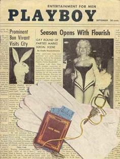 PLAYBOY Septiembre 1955
