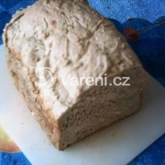 Fotografie receptu: Chléb z domácí pekárny se zakysanou smetanou Graham, Banana Bread, Dairy, Cheese, Food, Breads, Bread Rolls, Bread, Braids