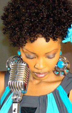 KAMBUA - Kenyan Gospel artist. Featured on Rockin' It Naptural blog.