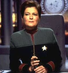 Vice Admiral Kathryn Janeway