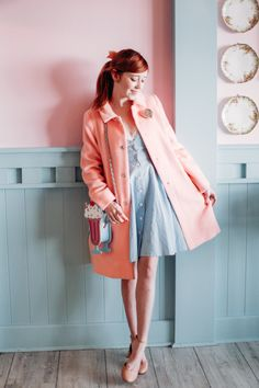 The Clothes Horse: Outfit: Milkshake Date
