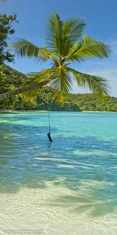 Oppenheimer Beach, Saint John, US Virgin Islands