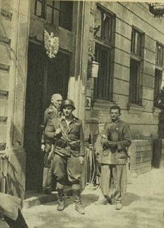 Warsaw Ghetto Uprising, Home Guard, Homeland, Ww2, The Past, Horror, Polish, Military, Lady