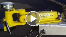 Almost everyone of us has experienced at least once the situation you needed towing a trailer behind you truck. Trailer Ramps, Welding Trailer, Diy Camper Trailer, Off Road Trailer, Trailer Plans, Trailer Hitch, Trailers, Bike Trailer, Utility Trailer