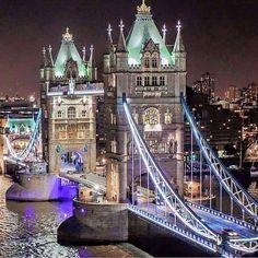 Tower Bridge-Londres-Inglaterra