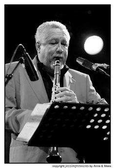 Paquito D'Rivera @ North Sea Jazz 2009