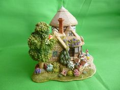 LILLIPUT LANE THE TOY MENDERS 2004-5 COLLECTORS CLUB SPECIAL EDITION | eBay