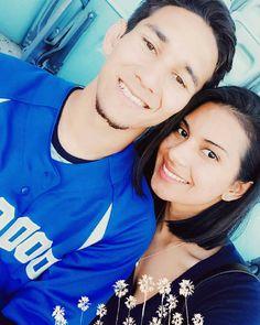 THINK BLUE: #DodgerGame by jasmin_corona