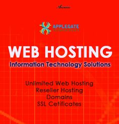 Applegatetechnologies offers enterprise level IT services and software to small business sector at affordable rates. Their web hosting services are hosted on extremely fast servers with 100% network guarantee. Reseller package provides customer to host multiple websites and sell hosting to others. Productivity line of services is the main component of IT solutions. Therefore, customers can choose upon multiple service agreements which fit business needs.