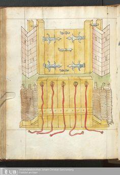 212 [105v] - Ms. germ. qu. 14 (Ausst. 48) - Rüst- und Feuerwerksbuch - Page - Mittelalterliche Handschriften - Digitale Sammlungen
