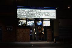 April 2nd, 2015.  The Orpheus Cinema, Henleaze, Bristol.