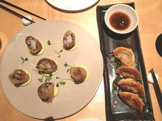 Soft Shell Crab + Garnele Goyza im Emiko in München. Lust Restaurants zu testen und Bewirtungskosten zurück erstatten lassen? https://www.testando.de/so-funktionierts