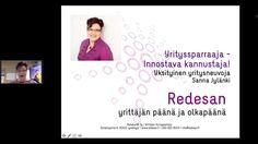 Kuka on Sanna Jylänki ja mitä hän puuhaa? Lisätietoja: https://www.linkedin.com/in/sannajylanki