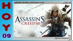 09 - Assassins Creed III - Juegos de Ayer y Anteayer en HD