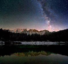 La Via Lattea - Dolomiti