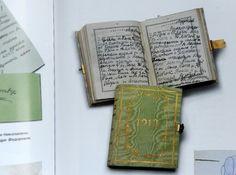 "Grand Duchess Maria Nikolaevna Romanova of Russia's 1913 diary. ""AL"""