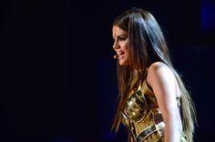 @Selena Gomez performs at the 2013 Billboard Music Awards in Las Vegas.