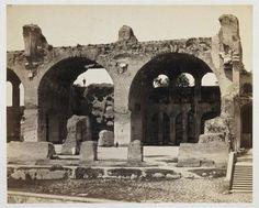 Basilica di Massenzio 1875