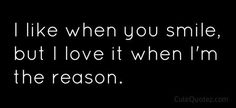 Being the reason