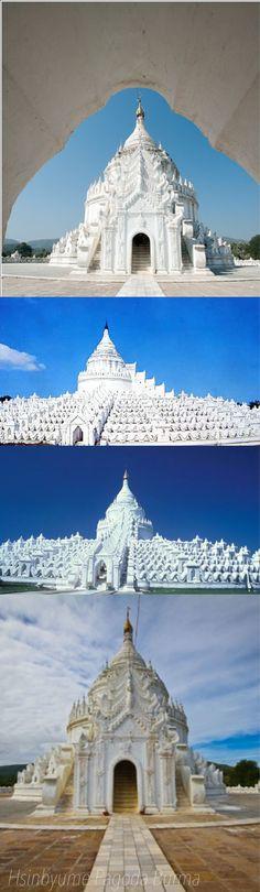 Hsinbyume Pagoda Burma