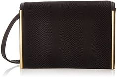 Ivanka Trump Crystal Cross Body,Black,One Size | Your #1 Source for Jewelry and Accessories