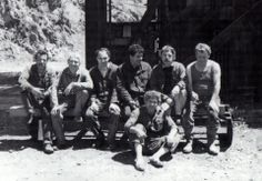 Miners from Capoliveri
