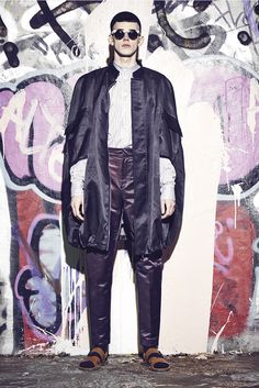 Mario Keine Fall/Winter 2014 Lookbook » Fucking Young!