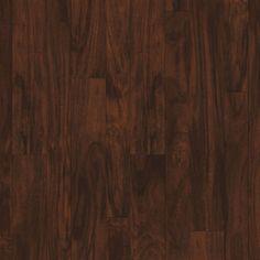 Natural Floors by USFloors Variable Width Dark Amber Handscraped Acacia Hardwood Flooring (32.55-sq ft)