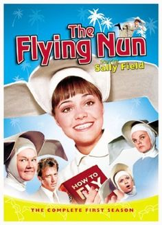 1970's TV Shows   The Flying Nun (1967–1970) found it confusing too have the Hot's for a Nun... hmmmm...
