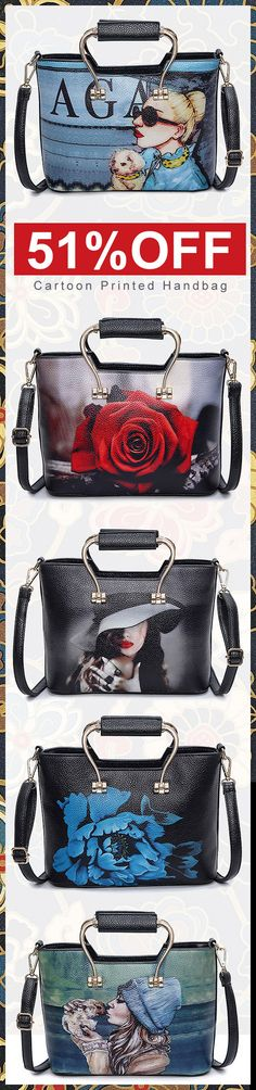 I love those fashionable and beautiful bags from banggood.com. Find the most suitable and casual bags at incredibly low prices here.#bag#sale Crossbody Bags For Travel, Travel Handbags, Chain Crossbody Bag, Leather Crossbody Bag, Cat Wallet, Cartoon Bag, Cat Purse, Round Bag, Girls Bags